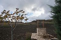 Casetta di montagna tra Biccari e Lago di Pescara in provincia di Foggia<br /> Il Subappennino Dauno (noto anche con i toponimi Monti Dauni o Monti della Daunia, la mundàgne o u Appenníne in foggiano) è una catena montuosa che costituisce il prolungamento orientale dell'Appennino sannita. Essa occupa la parte occidentale della Capitanata e corre lungo il confine della Puglia con il Molise e la Campania.