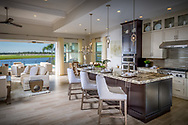 Toll Brothers Massiano Island Colonial in Azure at Hacienda Lakes, Naples FL., photo by Roberto Gonzalez
