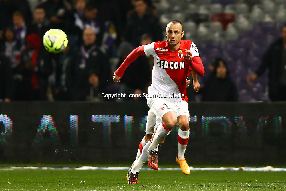Dimitar Berbatov - 05.12.2014 - Toulouse / Monaco - 17eme journee de Ligue 1 -<br />