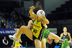 Wellington-Netball, ANZ Championship, Pulse v West Coast  Fever