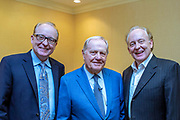 Pictured: Dr. James L. Davis, Jack Nicklaus, Dr. James O. Davis<br />