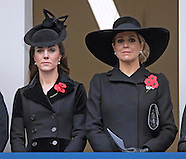 Dutch Royals Attend Remembrance Service, London 2