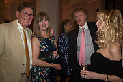 JOHN MADEJSKI; CLAIRE HALL; RICHARD BRIGGS; BASIA BRIGGS Opening of The New Royal Academy of arts, London. 15 May 2018