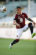 Torino FC's Spanish midfielder Alejandro Berenguer controls the ball during the Serie A match at Stadio Grande Torino, Turin. Picture date: 20th June 2020. Picture credit should read: Jonathan Moscrop/Sportimage
