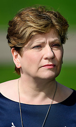 © Licensed to London News Pictures. 30/03/2017. London, UK. Shadow foreign secretary EMILY THORNBERRY seen in Westminster on March 30, 2017. Photo credit: Ben Cawthra/LNP