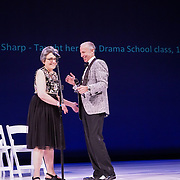 David Silverman at Seattle Children's Theatre Gala honoring Linda Hartzell. Photo by Alabastro Photography.