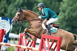Breen Shane (IRL) - Goldenhawk<br /> Furusiyya FEI Nations Cup<br /> International Horse Show - Hickstead 2014<br /> © Hippo Foto - Jon Stroud