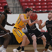 Men's Basketball: Ramapo College Roadrunners vs. The College of St. Scholastica Saints