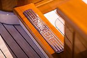 J-class Ranger deck details