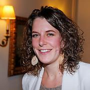 NLD/Amsterdam/20130327 - Inloop Schaatsgala 2012, Ireen Wust