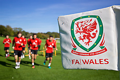 161003 Wales Training