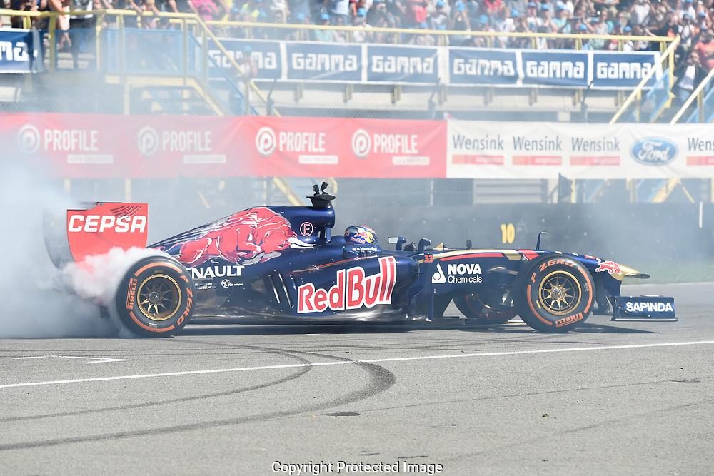 Max Verstappen op Gamma Racing Day , TT Assen