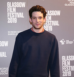 Glasgow Film Festival 2019<br /> <br /> The Scottish Premiere of Only You<br /> <br /> Pictured: Josh O'Connor <br /> <br /> (c) Aimee Todd | Edinburgh Elite media