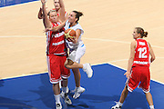 DESCRIZIONE : Bologna Qualificazione Eurobasket Women 2009 Italia Polonia <br /> GIOCATORE : Emanuela Ramon <br /> SQUADRA : Nazionale Italia Donne <br /> EVENTO : Raduno Collegiale Nazionale Femminile<br /> GARA : Italia Polonia Italy Poland <br /> DATA : 30/08/2008 <br /> CATEGORIA : tiro <br /> SPORT : Pallacanestro <br /> AUTORE : Agenzia Ciamillo-Castoria/M.Marchi <br /> Galleria : Fip Nazionali 2008 <br /> Fotonotizia : Bologna Qualificazione Eurobasket Women 2009 Italia Polonia <br /> Predefinita :