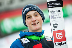 Fifth placed Domen Prevc (SLO) posing after the Ski Flying Hill Individual Competition at Day 2 of FIS Ski Jumping World Cup Final 2019, on March 22, 2019 in Planica, Slovenia. Photo by Vid Ponikvar / Sportida