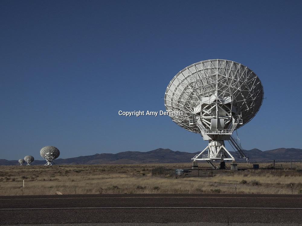 High Desert Test Sites 2013. Satelites.