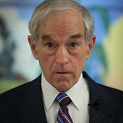 2012, Representative Ron Paul (R-TX)