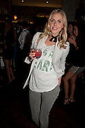 DONNA AIR, Willow launch.  The Riding House Cafe, Great Titchfield St. London. 22 June 2011. <br /> <br />  , -DO NOT ARCHIVE-© Copyright Photograph by Dafydd Jones. 248 Clapham Rd. London SW9 0PZ. Tel 0207 820 0771. www.dafjones.com.