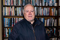 Danny Morrison, author, prominent member, Provisional Republican Movement, lives West Belfast, N Ireland, photographed November 2019, 20111251822<br />