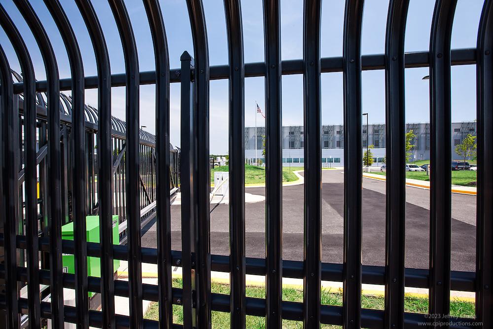 DC6 Security Fence Exterior Image Manassas VA