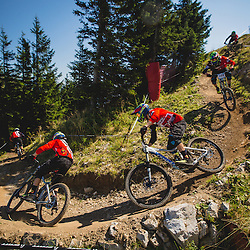 20150830: SLO, MTB - Downhill Sor'ca by MTB Zelezniki