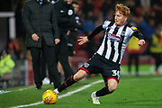 Grimsby Town midfielder Ben Pringle during the EFL Sky Bet League 2 match between Grimsby Town FC and Crawley Town at Blundell Park, Grimsby, United Kingdom on 17 November 2018.