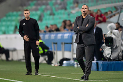 Ran Ben Simon, head coach of Cyprus during football match between National Teams of Slovenia and Cyprus in Final Tournament of UEFA Nations League 2019, on October 16, 2018 in SRC Stozice, Ljubljana, Slovenia. Photo by Urban Urbanc / Sportida