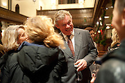 MARTIN CLUNES; , Reception after Christmas Carol Service in aid of the Haven, Breast Cancer Support Centres. St. Paul's, Knightsbridge. London. 9 December 2010.  -DO NOT ARCHIVE-© Copyright Photograph by Dafydd Jones. 248 Clapham Rd. London SW9 0PZ. Tel 0207 820 0771. www.dafjones.com.