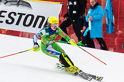 DVORNIK Neja of Slovenia competes during the 6th Ladies' Slalom at 55th Golden Fox - Maribor of Audi FIS Ski World Cup 2018/19, on February 2, 2019 in Pohorje, Maribor, Slovenia. Photo by Blaž Weindorfer / Sportida