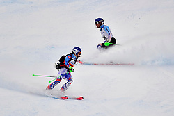 Super Combined and Super G, KUBACKA Marek Guide: ZATOVICOVA Maria, B1, SVK at the WPAS_2019 Alpine Skiing World Championships, Kranjska Gora, Slovenia