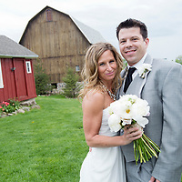 WEDDING: Jen and Mike Hopkins