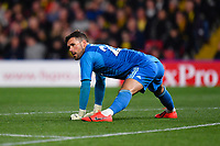 FOOTBALL - 2018 / 2019 Premier League - Watford vs Southampton<br /> <br /> Watford's Ben Foster, at Vicarage Road.<br /> <br /> COLORSPORT/ASHLEY WESTERN