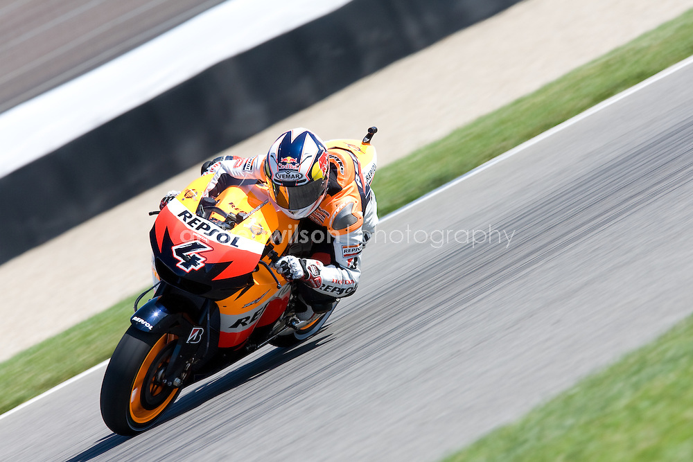 Round 12 - MotoGP - Indianapolis - USGP - Indianapolis IN - August 28-30, 2009.:: Contact me for download access if you do not have a subscription with andrea wilson photography. ::  ..:: For anything other than editorial usage, releases are the responsibility of the end user and documentation will be required prior to file delivery ::..