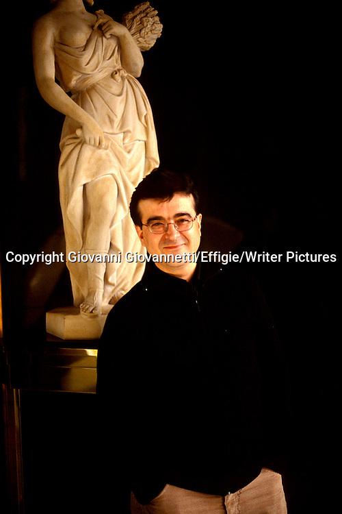 Javier Cercas<br /> <br /> <br /> 09/09/2004<br /> Copyright Giovanni Giovannetti/Effigie/Writer Pictures<br /> NO ITALY, NO AGENCY SALES