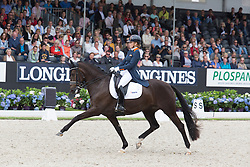 Maas Lynne, NED, Eastpoint<br /> World Championship Young Dressage Horses <br /> Ermelo 2016<br /> © Hippo Foto - Leanjo De Koster<br /> 29/07/16