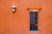 Blue Window, Santa Fe, NM.