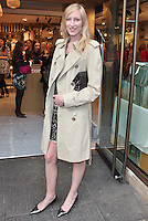 LONDON - June 013: Jade Parfitt at Esprit Launch in Regent Street