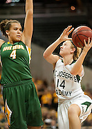 2013 St. Joseph's Academy vs Rock Bridge HS girls' basketball