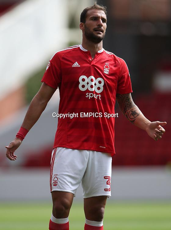 Nottingham Forest's Apostolos Vellios