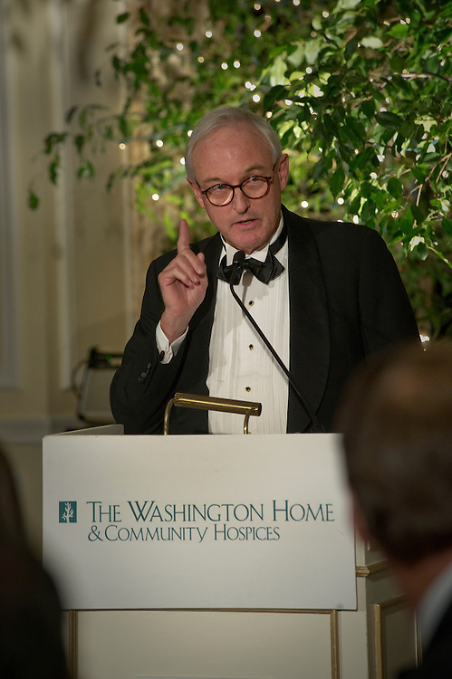 The Washington Home & Community Hospices' 2010 Gala held on November 12th at a private club in Chevy Chase highlights a presentation of the Art Buchwald Award, which honors an individual who has contributed significantly to the understanding of end-of-life issues.  This year's recipient will be Washingtonian Christopher Buckley, a social and political satirist and the author of 13 books.  His latest, Losing Mum and Pup: A Memoir, recounts with warmth and wit the experience of losing both of his parents, William F. Buckley and Patricia Taylor Buckley, within an 11 month period.  All proceeds from the Gala support the services and operation of The Washington Home & Community Hospices. The generosity of individuals, companies and corporations who support the gala make it possible for The Washington Home & Community Hospices to honor its policy of providing care to all who need it regardless of their ability to pay.  Photo by Johnny Bivera