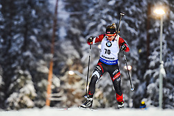 March 8, 2019 - –Stersund, Sweden - 190308 Baiba Bendika of Latvia competes in the Women's 7.5 KM sprint during the IBU World Championships Biathlon on March 8, 2019 in Östersund..Photo: Petter Arvidson / BILDBYRÃ…N / kod PA / 92247 (Credit Image: © Petter Arvidson/Bildbyran via ZUMA Press)