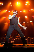 Photos of Queensryche performing on September 18, 2010 at Verizon Wireless Amphitheater