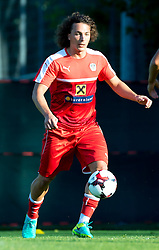 30.08.2016, Ernst Happel Stadion, Wien, AUT, FIFA WM Qualifikation, Georgien vs Oesterreich, Gruppe D, Training Oesterreich, im Bild Julian Baumgartlinger // during a training session of Team Austria (AUT) in front of the FIFA World Cup Qualifier Match between Georgia and Austria at the Ernst Happel Stadion, Vienna, Austria on 2016/08/30. EXPA Pictures © 2016, PhotoCredit: EXPA/ Sebastian Pucher