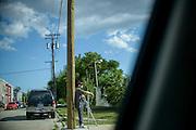 Baltimore, Maryland - August 24, 2013:<br /> <br /> <br /> CREDIT: Matt Roth