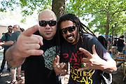 O Rappa at Lollapalooza