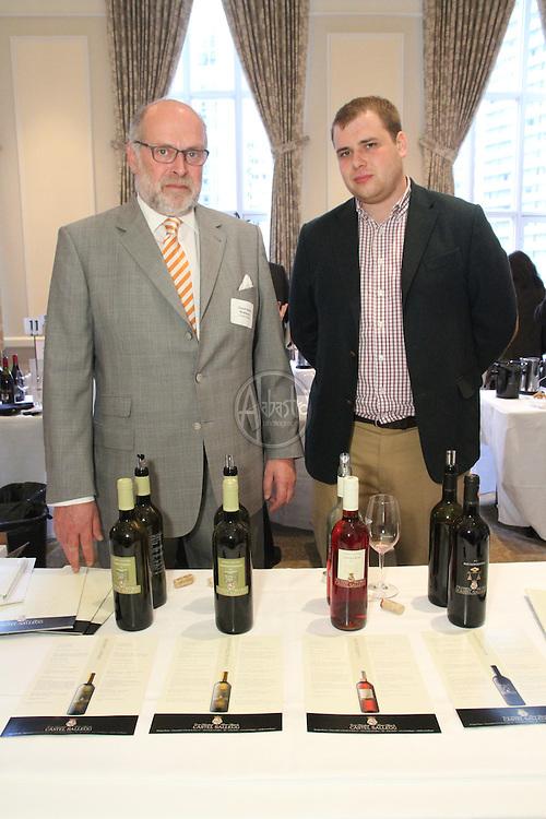 Alto Adige / Sudtirol, Wines of the Italian Alps, Grand Tasting Tour - Seattle. Castel Sallegg.