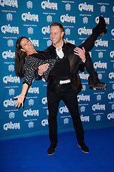 Hayley Tamaddon attends the Opening night of Cirque du Soleil's Quidam. The Royal Albert Hall, London, United Kingdom. Tuesday, 7th January 2014. Picture by Chris Joseph / i-Images