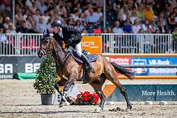 TERHECHTE Markus (GER), Quintus 116<br /> Münster - Turnier der Sieger 2019<br /> Preis der PROVINZIAL VERSICHERUNG<br /> Junioren-Förderpreis 2019<br /> 03. August 2019<br /> © www.sportfotos-lafrentz.de/Stefan Lafrentz