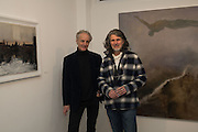 SIMON EDMONSON; PAUL BENNEY, Behind the Silence. private view  an exhibition of work by Paul Benney and Simon Edmondson. Serena Morton's Gallery, Ladbroke Grove, W10.  4 November 2015.