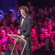 NLD/Amsterdam/20180905- Uitreiking 3FM Awards 2018, Jesse Klaver